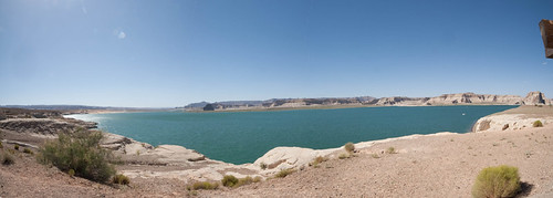 Panorama Lake Powell