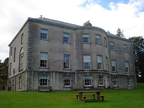 Ireland, Avondale House, Avondale, County Wicklow