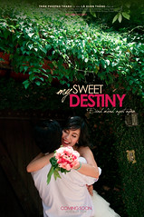My Destiny (*K Phong*) Tags: wedding love smile poster happy layout design memories vietnam justmarried hanoi hni kyphong