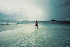 (oscarW.) Tags: summer film beach asian thailand asia gloomy filmcamera vivitar ultrawidesilm