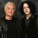 Jimmy Page and Jack White