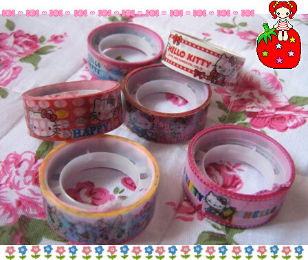 cute decotape small size