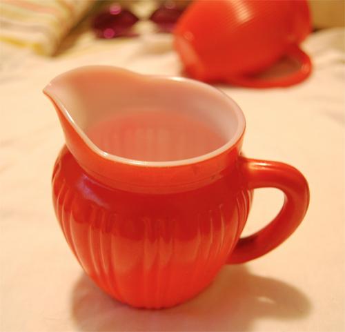 Vintage Vase/Creamer