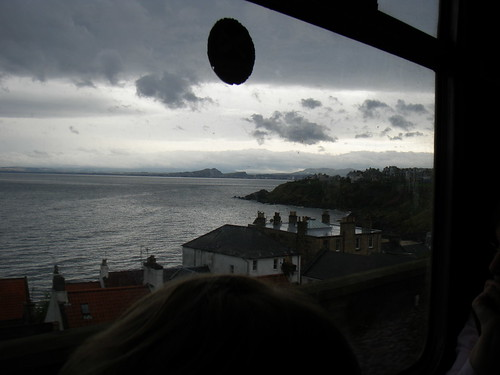 looking back to Kinghorn and Burntisland