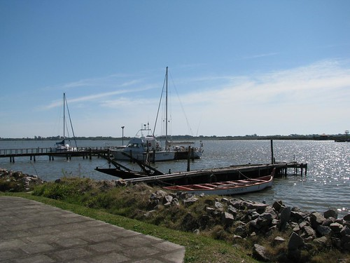 CRAM dock Rio Grande