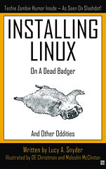 Installing Linux on a Dead Badger