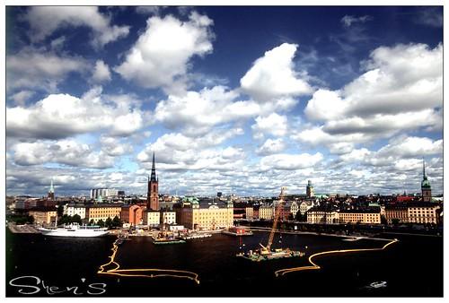 Summer @ Stockholm