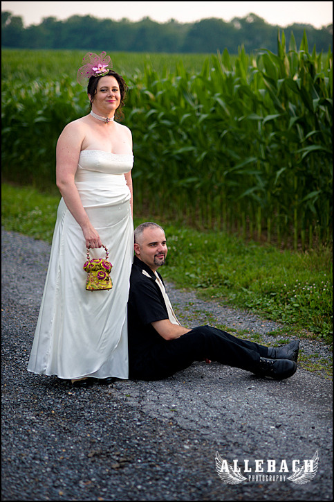 Poconos Wedding