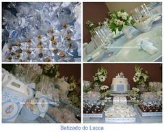 Batizado do Lucca