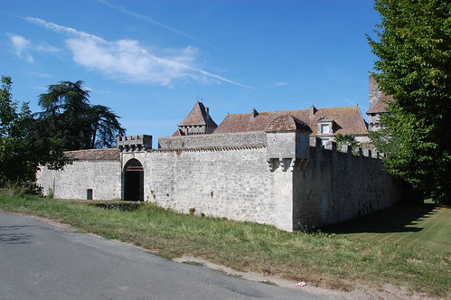 Gageac-Rouillac Castle