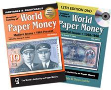 Krause World Paper Money CDs