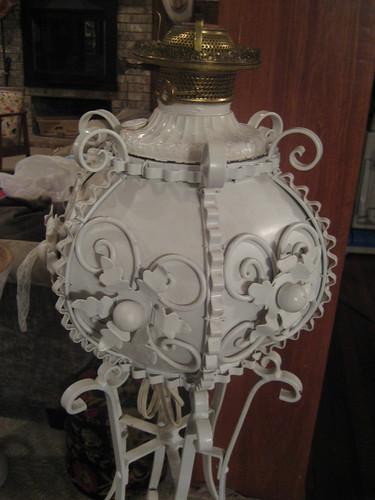 Organ Lamp 002