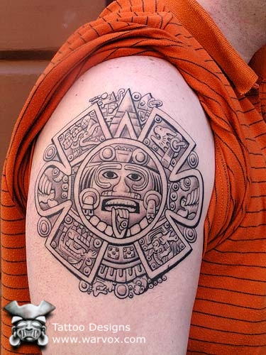 inca tattoo designs. WARVOX TATTOO | Flickr - Photo