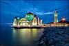 Dusky Beauty (Souvik_Prometure) Tags: islam eid malaysia kualalumpur ramadan melaka aidilfitri malacca malaca koran harirayapuasa sigma1020mm harirayaaidilfitri idulfitri flickrsbest nikond80 selamathariraya masjidselatmelaka ramadaneid straitsmosque souvikbhattacharya