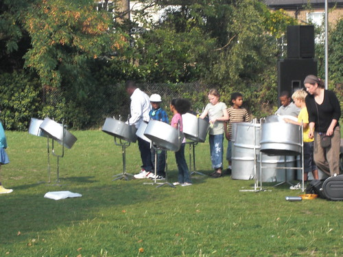 Junior Steel Band