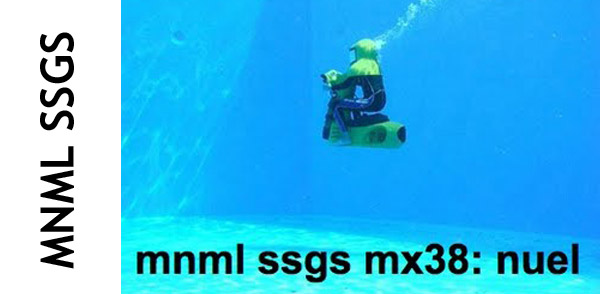 mnml ssgs mx38: Nuel (Image hosted at FlickR)