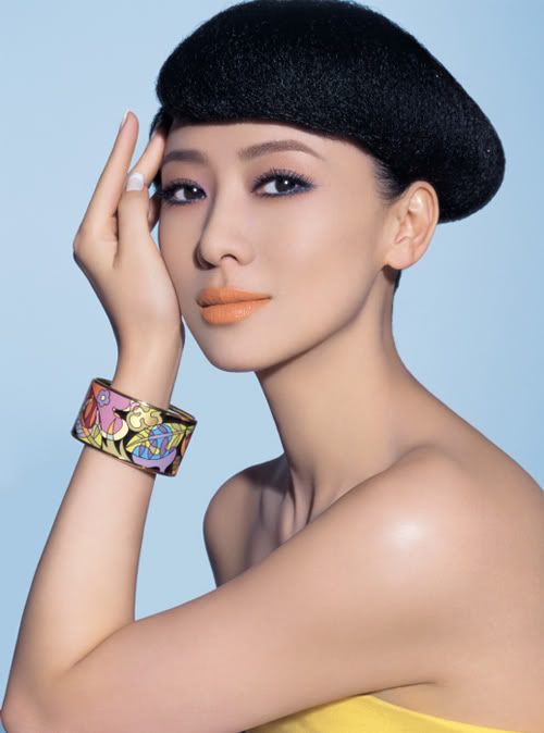 Hongkong Actress Yvonne Yung Hung' Photoshoot - beautiful girls