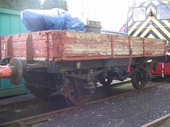 Second wagon prior to restoration