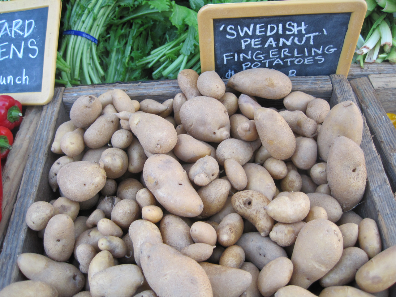 Swedish Peanut Potatoes