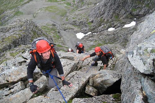 outdoor adventures · outward bound · the outward bound trust · adventures