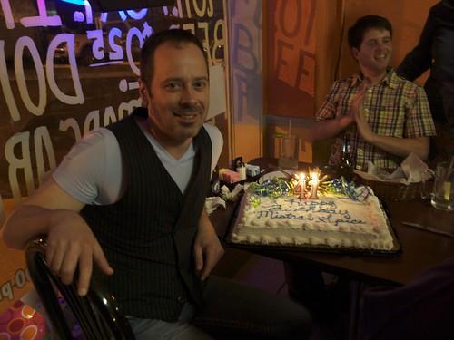 Doug C.'s Birthday