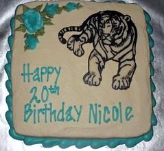 Photo c/o Boofy Cakes