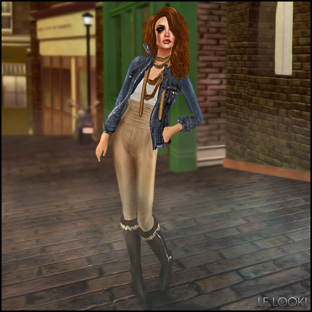 October Week 1 - Fashion & Style - Autumn Ashdene