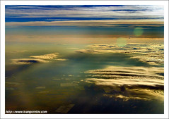 Cloud Islands / Felh Szigetek (FuNS0f7) Tags: dawn flight cloudscapes sonycybershotdscf828