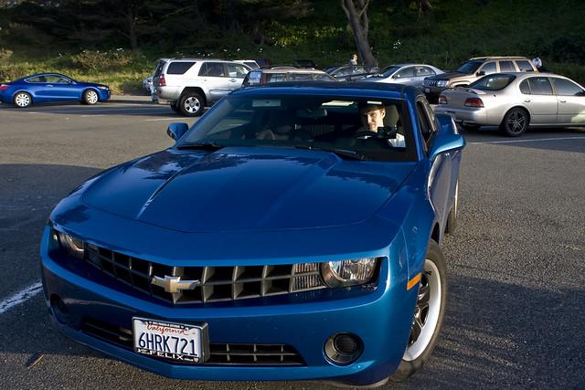 Muscule car