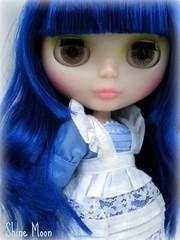 Shine Moon - minha menina híbrida..rs!
