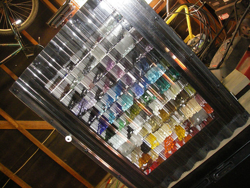 New Glass Storage Cabinet