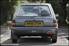 1981 (Jack the Hat Photographic) Tags: old classic ford car canon eos fiesta small 1981 5d 13 1980s compact ghia hatchback 1300 200mm f28l jamierobertson jackthehat