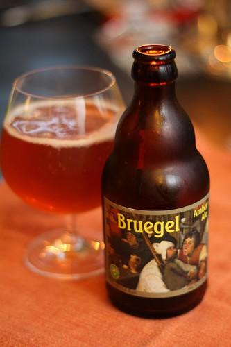 Bruegel Amber Ale (Belgian Pale Ale) from Brouwerij Van Steenberge N.V. in Ertvelde, Belgium