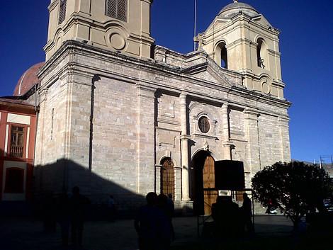 Huancayo Plaza