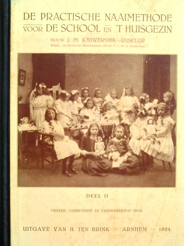 vintage book 1924