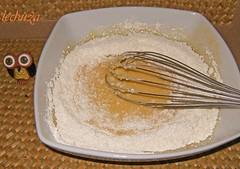 Bica rinxons-mezclar harina