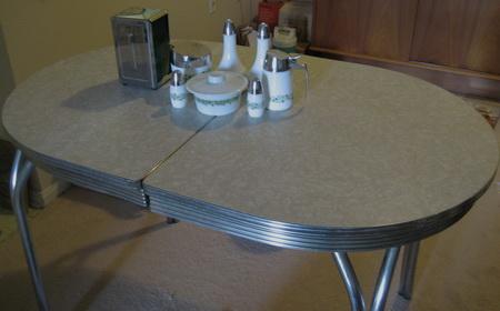 Vintage Dinette Table