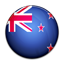 Flag of New Zealand PNG Icon