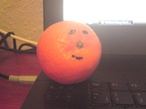 Attack Of The Happy Oranges