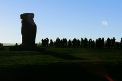 The Stonehenge Crowd