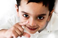 Saif (irfan cheema...) Tags: boy portrait baby smile face kid eyes saif blueribbonwinner sixpixx irfancheema
