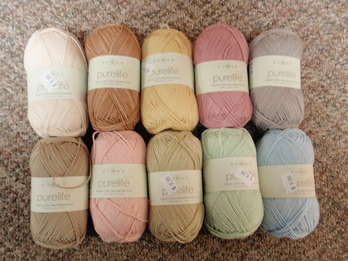 webs yarn store blog rowan spring 09