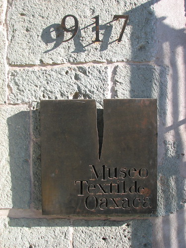 Museo de Textil Oaxaca