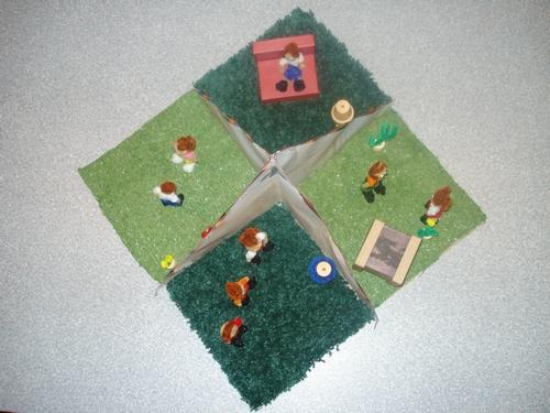 Andrew's school project