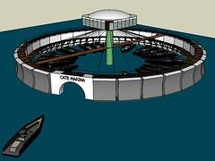 TensionMarinaBoats2 (patrissimo) Tags: marina circle tension seatead