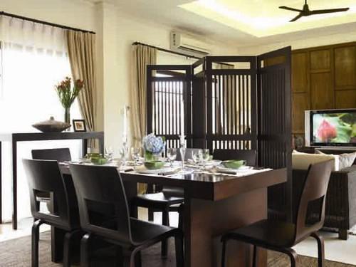 dinning room arrangement por baliboro.