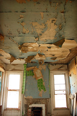 (deatonstreet) Tags: windows abandoned peeling paint kentucky interior louisville mansion ouerbacker