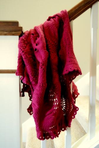 Hemlock Blanket Complete