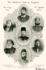 In The Occasion Of The Khedive's Visit to England In 1867 (Tulipe Noire) Tags: africa england egypt middleeast visit cairo egyptian said ismail rulers pasha ibraheem mohamedali tawfik khedive khedivial abbashelmi