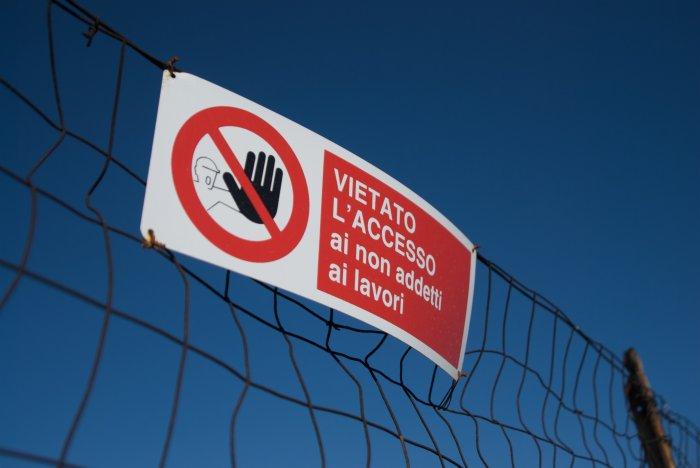 Stop - Roma